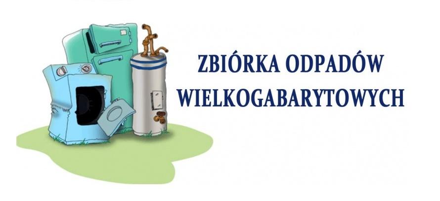 Ilustracja do informacji: Bezpłatny odbiór odpadów wielkogabarytowych oraz zużytego sprzętu elektrycznego i elektronicznego