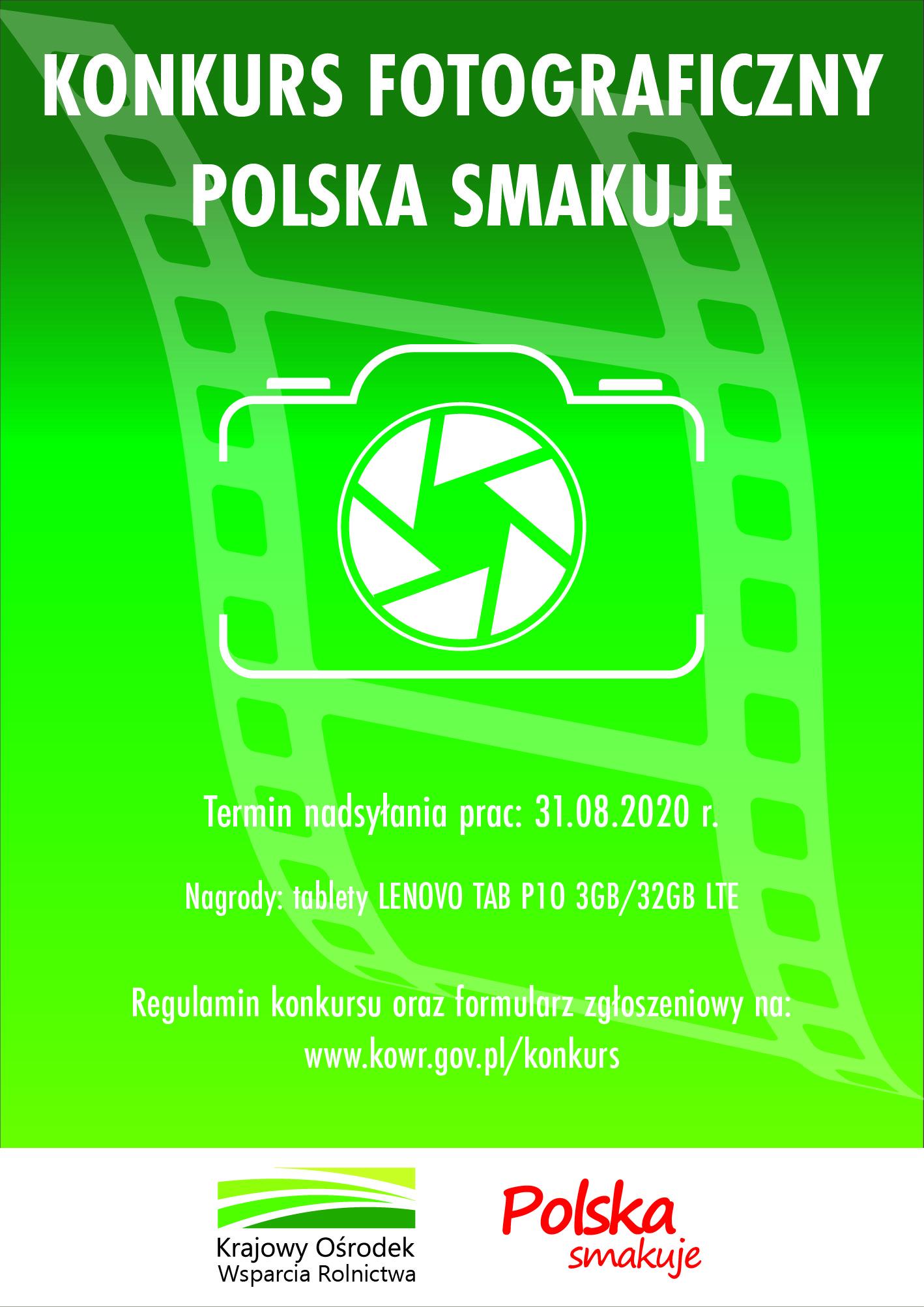 """Ilustracja do informacji: Konkurs fotograficzny """"Polska smakuje"""""""
