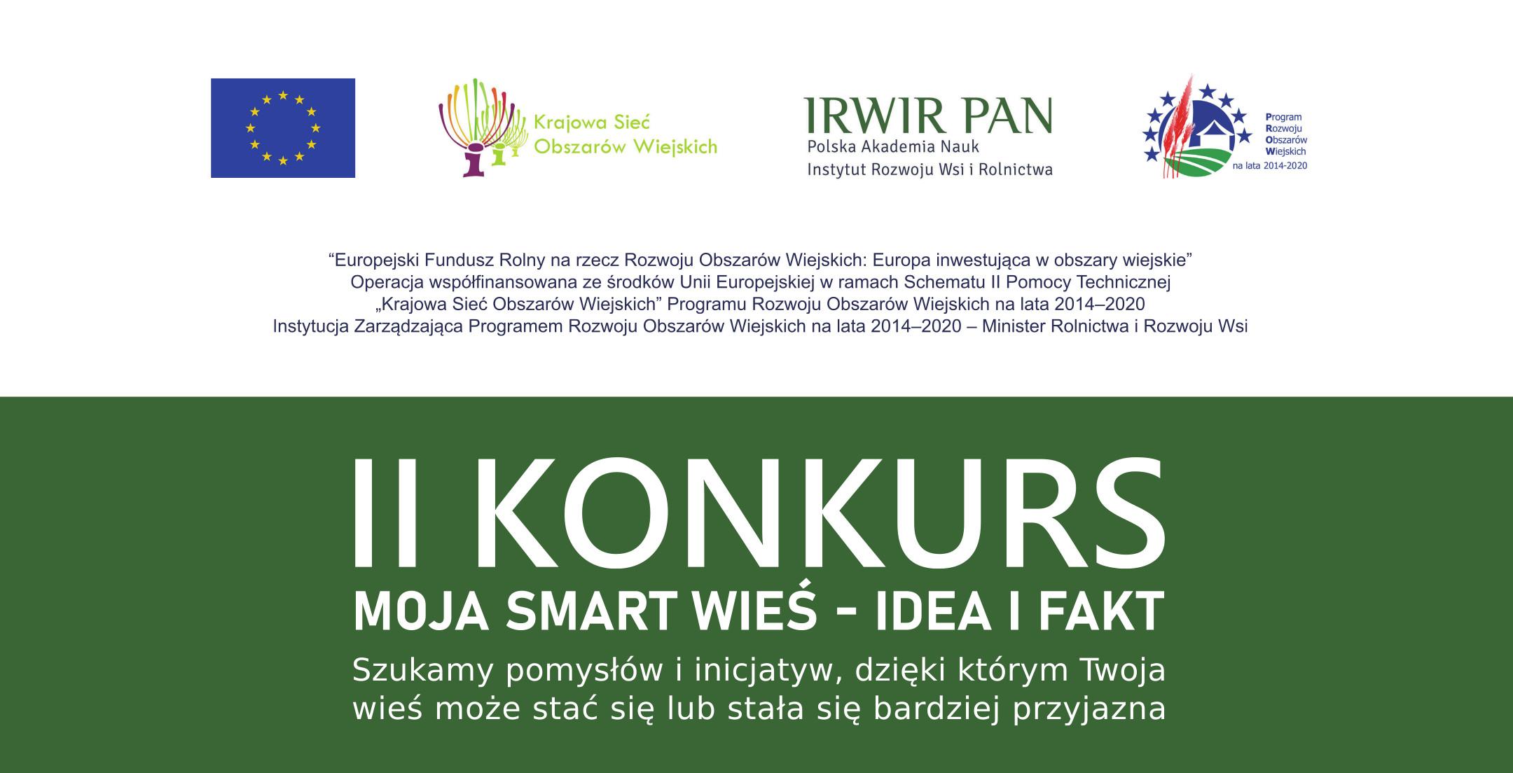 Ilustracja do informacji: MOJA SMART wieś. IDEA i FAKT