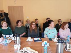 Miniatura zdjęcia: Spotkanie z organizacjami z terenu gminy Bartoszyce